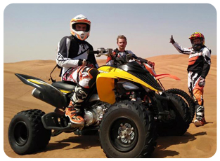 raptor 700 quad bike ride dubai, raptor quadbike rental dubai, open desert quad bike tour