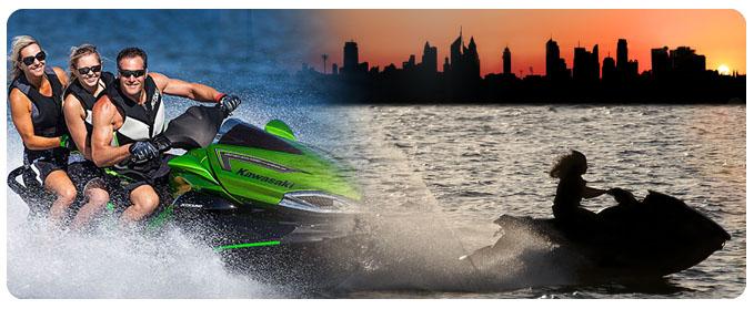 Jet Ski Dubai fun tour, Jet ski rental Dubai, Jet ski tour Dubai, Jet Ski Ride dubai, Dubai jetski rental
